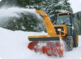 Снегоротор Westa 550