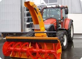 Снегоротор Westa 650