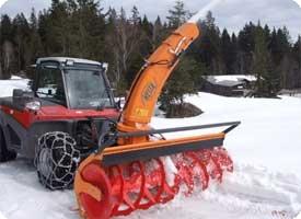 Снегоротор Westa 6570
