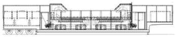 Схема снегоплавильной установки SND5400
